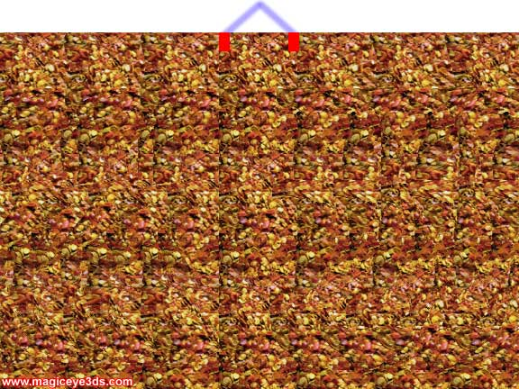 Magic Eye 3D